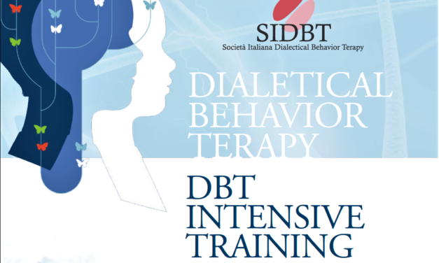 QUARTO TRAINING ITALIANO DBT – GIUGNO 2019/PRIMAVERA 2020
