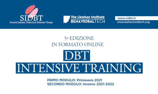 Dialectical Behavior Therapy-DBT Intensive Training® 2021